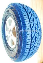 Blue colored PCR Tyre 175/65R14C,205/70R15C,205/70R14,195R15C