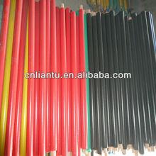 2013 Hot Sell Shining film PVC insulating tape log rolls for cutting