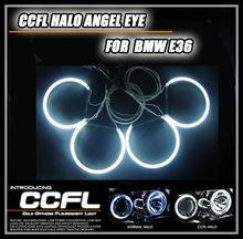 CCFL Angel Eyes E36 for BMW E36,E38,E39,E46 ccfl angel eyes ring kits