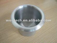 stainless steel spinning mug