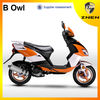 ZNEN MOTOR --cheap 49cc 4 stroke gas scooter EEC EPA DOT approved cheap gas scooters for sale