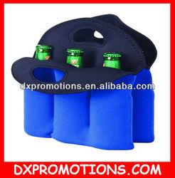 China promotional neoprene bottle holder/1.5l bottle cooler bag