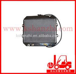 Mitsubishi forklift parts 21070-401(91601-14200) tractor radiator