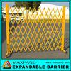 OEM Eco-friendly Aluminum Model Expandable Fence Gate