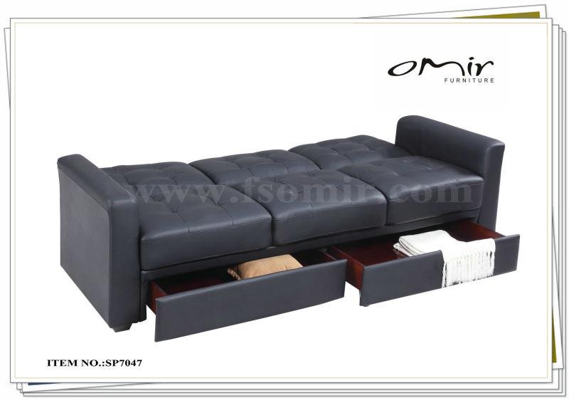 Canap lit avec tiroir canap salon id du produit for Canape avec lit tiroir