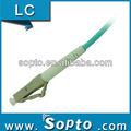 lc mm lc de fibra óptica patch cord