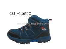 Jinjiang China Lace up Hiking Kids shoes