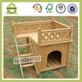 sdd01 venta caliente al aire libre de madera para perros de la perrera