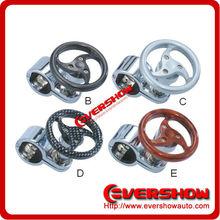Aluminium alloy car steering wheel knob ES6518