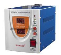 QDR-5000VA avr 5000w automatic voltage regulator ac voltage stabilizer 220v car voltage stabilizer