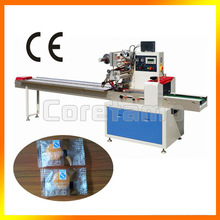 Low price automatic cotton candy packing machine