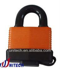 30mm to 65mm metal lock,waterproof lock