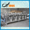 Azeus top 10 selling factory direct supply corn roasting machine. corn seed roaster with electric and gas heating price