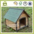 القط حيوان أليف منزل خشبي sdd04