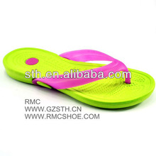 RMC Shine Color EVA Slipper For Beach Walk Lady