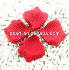 Artificial silk rose petal for wedding decoration
