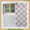 Hierro moderno de metal de acero de la ventana de diseño de la parrilla( fábrica)