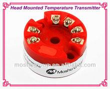 Hart protocol temperature transmitter 4 20ma MS181