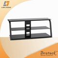 Vidrio y metal soportes tv muebles max para televisores 50''