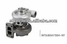 MITSUBISHI TD04-10T TURBOCHARGER