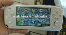 "4.3"" touch screen free download mp5 game player with camera"