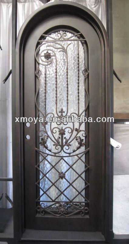 Steel Grill Door Design Iron Single Safety Door Design
