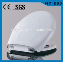plastic sanitary PP soft close toilet seat hinge for toilet seat