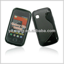 Low Price S Line TPU phone Case for Samsung Galaxy Gio S5660