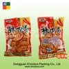 High temperature aluminum foil retort pouch for food/Resealable stand up retort pouch for food/Plastic retort food bag