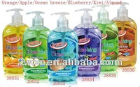 Hot Sale 520ml Lucky Liquid Hand Soap with Competitive Price