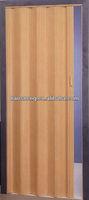 Plastic Bifold Doors ZWPVC-088