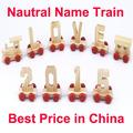 Lettre en bois train 2014 top, de haute qualité en bois numéro de train, nice bois nom du train
