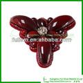 Cx112 as mulheres sapato Casual de resina ornamento da sapata de fivelas de sapato