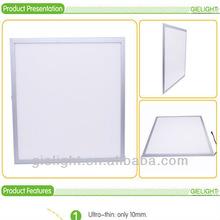 2012 Most Popular&High Lumen 36w 600x600 led panel price