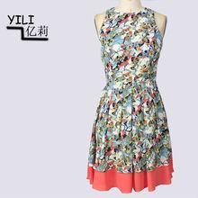 women multi layered open back dress beautiful frocks