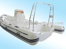 (CE)PVC inflatable boat RIB470B