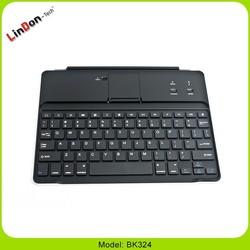 4 Sponge screen protective feet flexible wireless keyboard for iPad 2 3 4 BK324