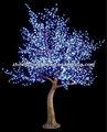 280 centimetri led bianco ramo di un albero di luce decorazione di natale
