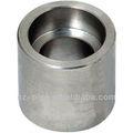 forjados de alta presión accesoriosdetubería socket weld 28450 din de acoplamiento
