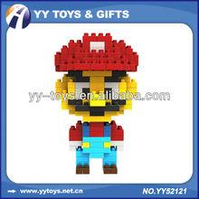 LOZ 9338 3D Toy Puzzle Super Mario Toys Nano Block