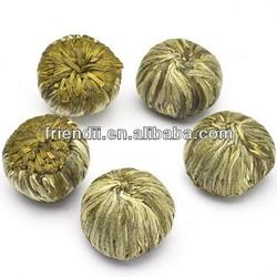 100% handmade flowering tea balls