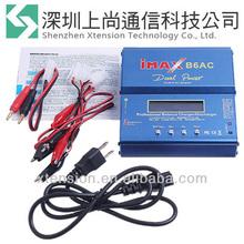 iMax B6AC B6-AC Lipo Li-Po NiMh Li-ion 3S RC Battery Digital LCD Balance Charger