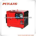 5 kva générateur diesel silencieux prix