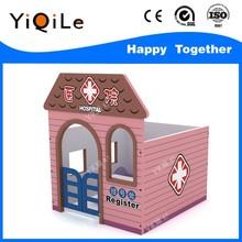 little pet shop- plastic playground kids doll house