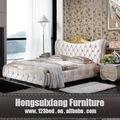 De lujo de estilo antiguo a06# cama