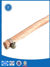 Copper Wire/Strand for electric railway DIN48201