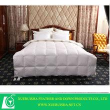 hotel quilt 90% duck down 100 cotton duvet covers