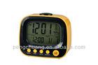 Temperature Measurement TV shape funny Alarm Clock