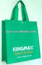 JEYCO BAG Custom fair show non woven tote bag