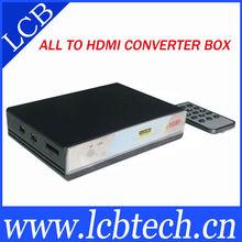 composite to hdmi converter,all to hd HDMI converter 1080p